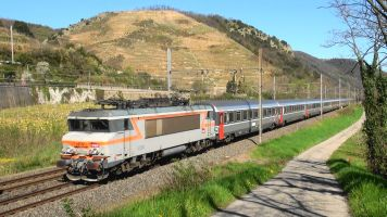 Méli-mélo de trains sur le week-end des 13 & 14 avril