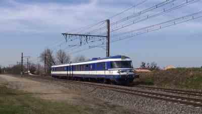 L'X1501 en Rhône-Alpes