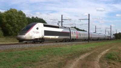 Quelques heures entre Besançon et Dijon (Acheminement CC 6572)