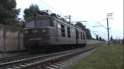 Quelques ВЛ80 vers Лівобережна (Kiev)